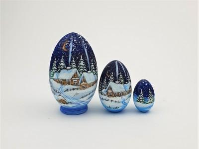 Christmas Egg - 01