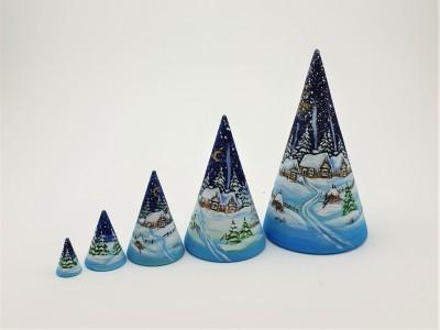 Christmas Cone 02